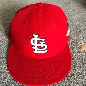 New Era St Louis Cardinals Hat